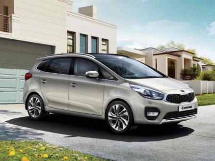 Kia Carens 1.7crdi Vgt Eco-d. Emotion 141
