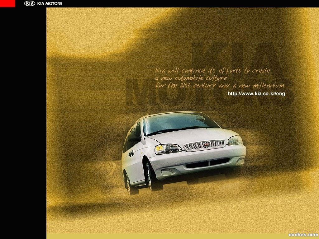 Foto 0 de Kia Carnival 1998