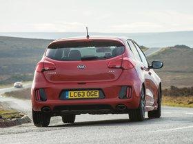 Ver foto 7 de Kia Ceed GT UK 2014