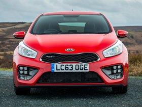 Ver foto 4 de Kia Ceed GT UK 2014