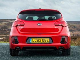 Ver foto 3 de Kia Ceed GT UK 2014