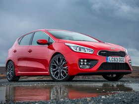Fotos de Kia Ceed GT UK 2014