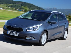 Fotos de Kia Ceed SW UK 2012