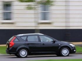 Ver foto 10 de Kia Ceed Sporty Wagon UK 2009