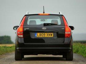 Ver foto 7 de Kia Ceed Sporty Wagon UK 2009