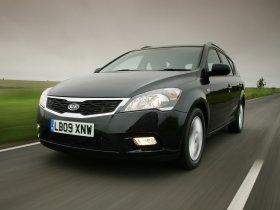 Ver foto 6 de Kia Ceed Sporty Wagon UK 2009