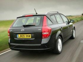 Ver foto 5 de Kia Ceed Sporty Wagon UK 2009