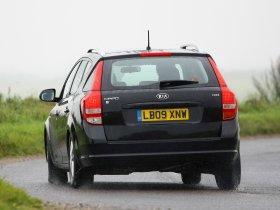 Ver foto 3 de Kia Ceed Sporty Wagon UK 2009