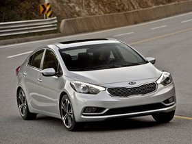 Fotos de Kia Cerato Sedan 2012