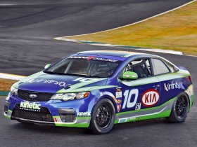 Ver foto 2 de Kia Forte Koup GRAND-AM Race Car 2010