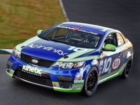 Ver foto 1 de Kia Forte Koup GRAND-AM Race Car 2010