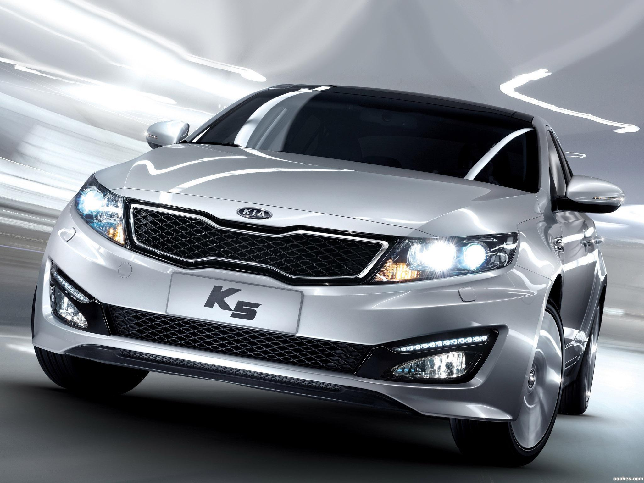 Fotos De Kia K5 Optima 2011