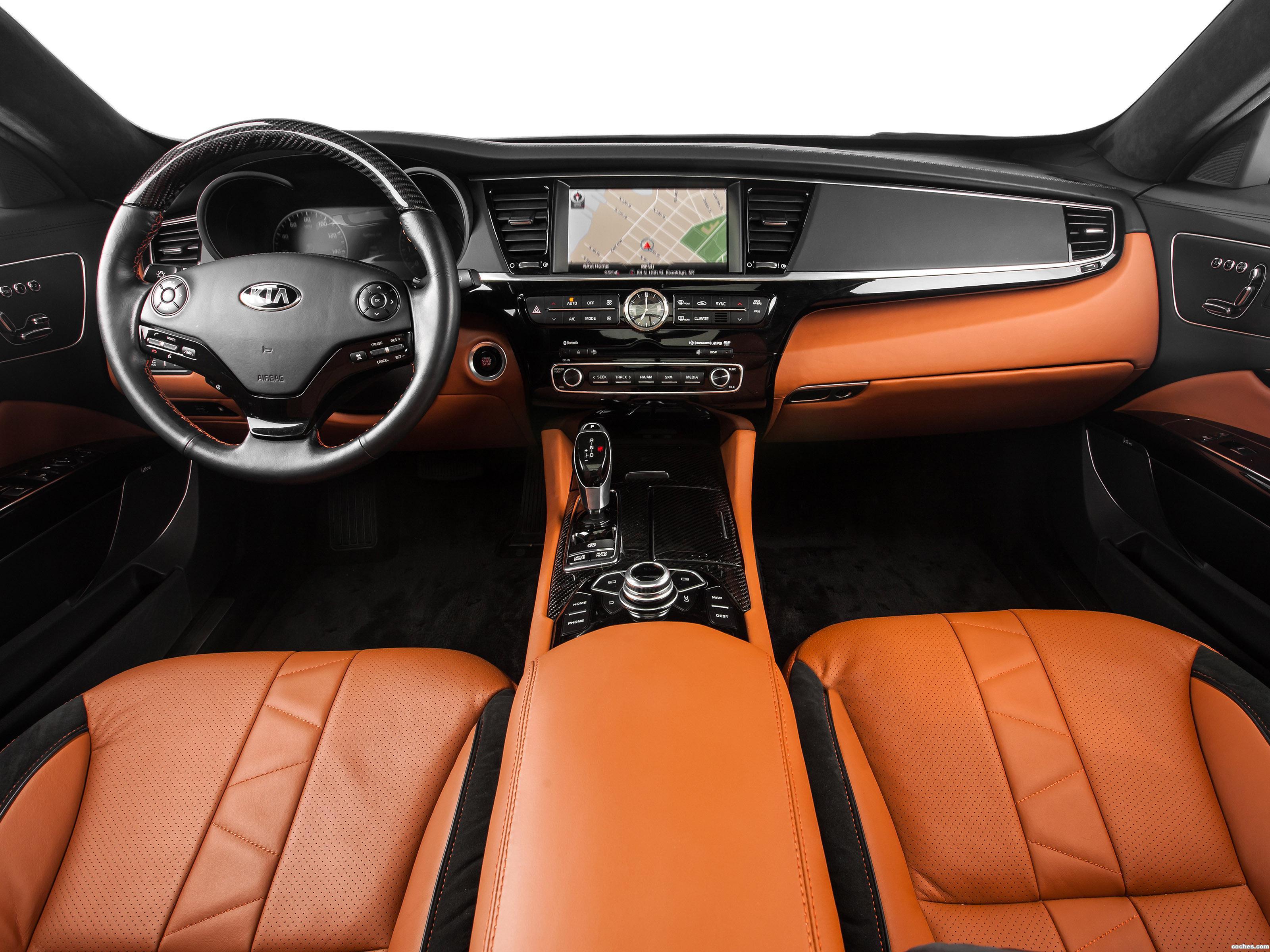 Foto 5 de Kia K900 High Performance Concept 2014