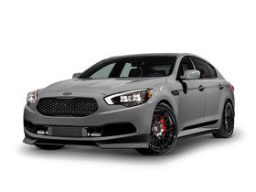 Ver foto 1 de Kia K900 High Performance Concept 2014