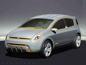 Ver foto 5 de Kia KCD-1 Slice Concept 2003