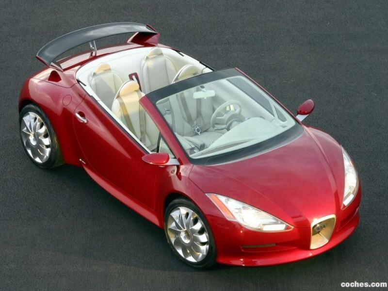 Foto 0 de Kia KCV-3 Concept 2003