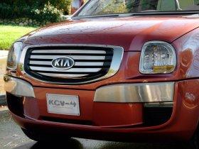 Ver foto 5 de Kia KCV4 Mojave Concept 2004