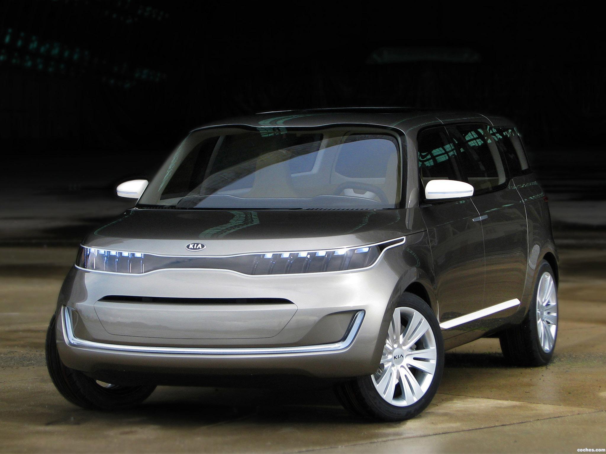 Foto 4 de Kia KV7 Concept 2011