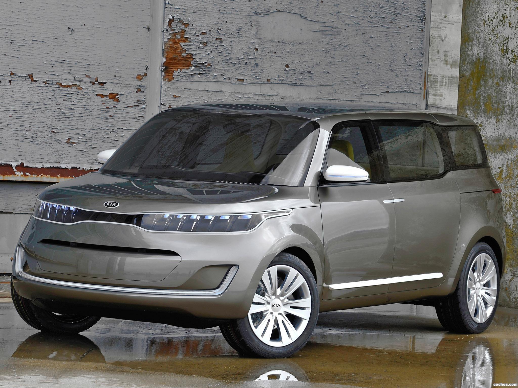 Foto 0 de Kia KV7 Concept 2011