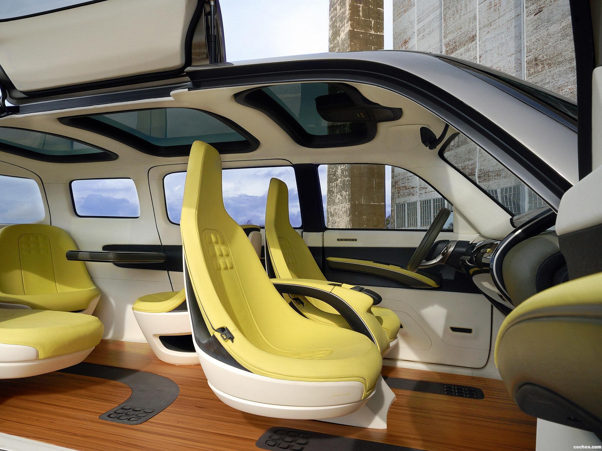 Foto 10 de Kia KV7 Concept 2011