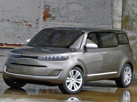 Ver foto 1 de Kia KV7 Concept 2011