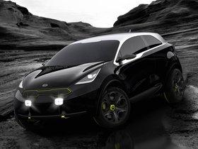 Ver foto 5 de Kia Niro Concept 2013