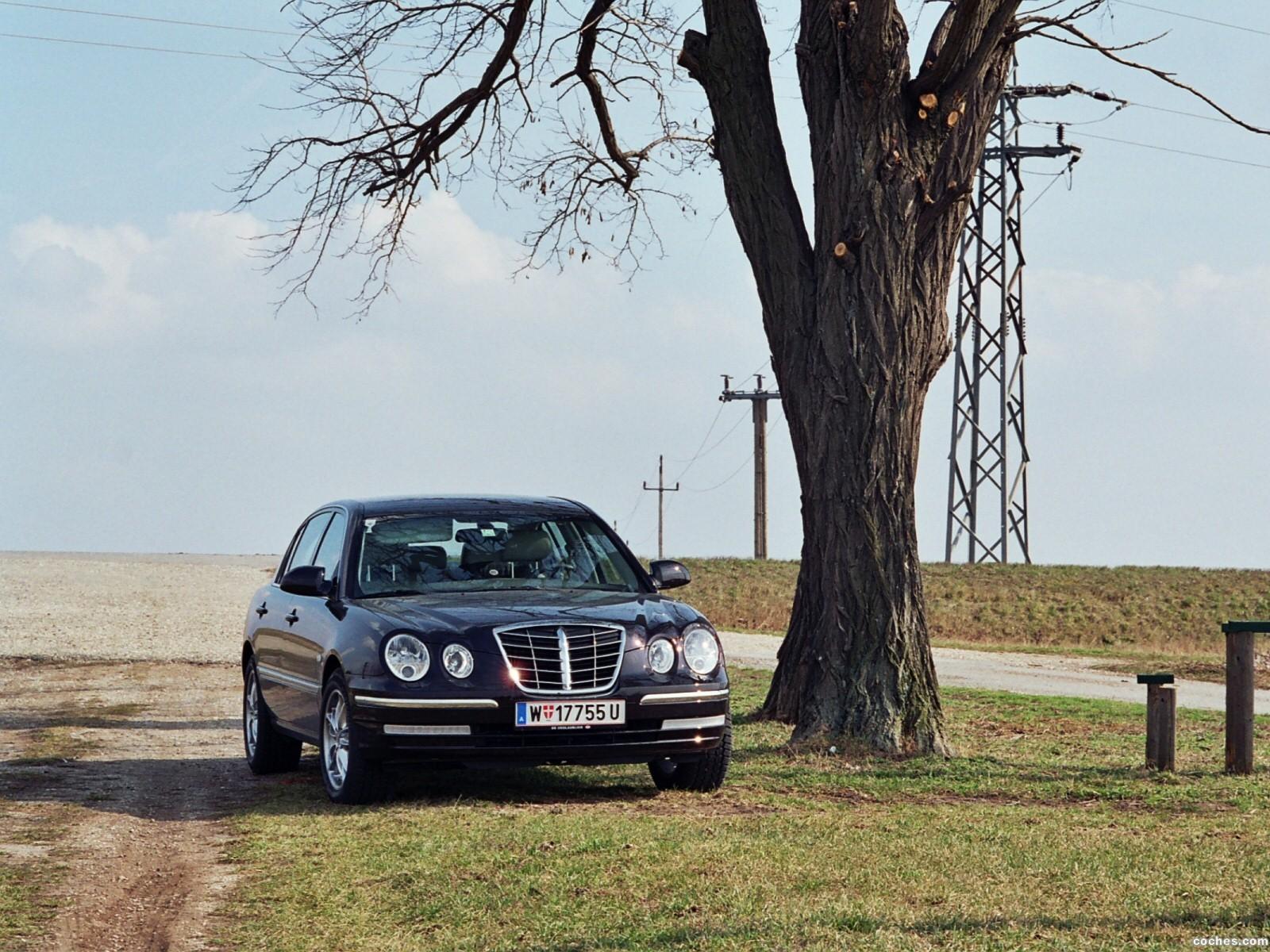 Foto 1 de Kia Opirus 2003