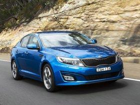 Ver foto 4 de Kia Optima Australia 2013