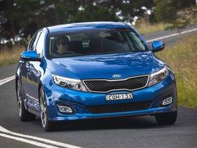 Ver foto 2 de Kia Optima Australia 2013