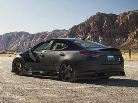 Ver foto 2 de Kia Optima Batman 2012