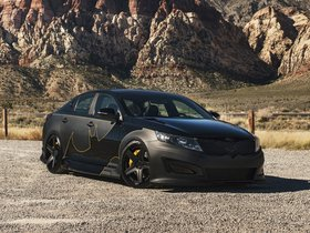 Ver foto 1 de Kia Optima Batman 2012