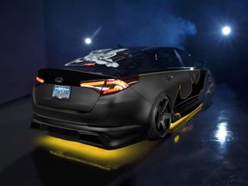 Ver foto 5 de Kia Optima Batman 2012