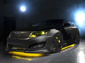 Ver foto 4 de Kia Optima Batman 2012