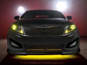 Ver foto 3 de Kia Optima Batman 2012