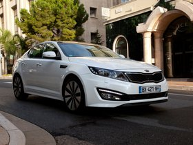 Fotos de Kia Optima Europa 2011