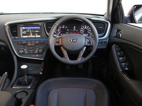 Ver foto 21 de Kia Optima EcoDynamics UK 2012