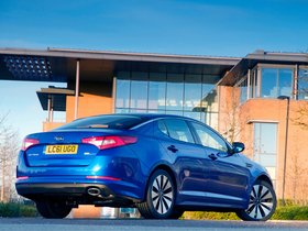 Ver foto 12 de Kia Optima EcoDynamics UK 2012
