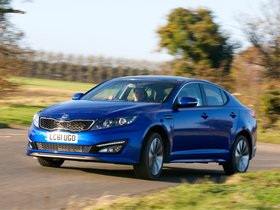 Ver foto 11 de Kia Optima EcoDynamics UK 2012