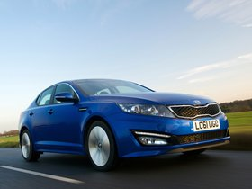 Ver foto 10 de Kia Optima EcoDynamics UK 2012