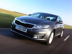 Ver foto 9 de Kia Optima EcoDynamics UK 2012
