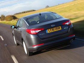 Ver foto 8 de Kia Optima EcoDynamics UK 2012