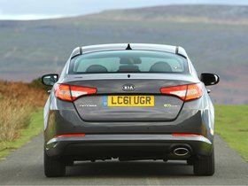 Ver foto 6 de Kia Optima EcoDynamics UK 2012