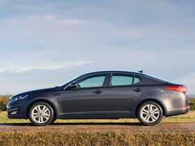 Ver foto 5 de Kia Optima EcoDynamics UK 2012