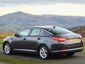 Ver foto 3 de Kia Optima EcoDynamics UK 2012