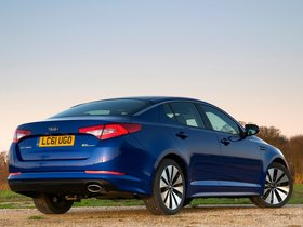 Ver foto 2 de Kia Optima EcoDynamics UK 2012