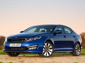 Ver foto 1 de Kia Optima EcoDynamics UK 2012
