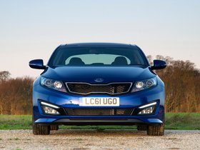 Ver foto 17 de Kia Optima EcoDynamics UK 2012