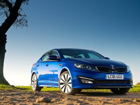 Ver foto 15 de Kia Optima EcoDynamics UK 2012