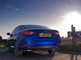 Ver foto 14 de Kia Optima EcoDynamics UK 2012