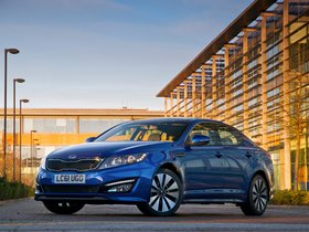 Ver foto 13 de Kia Optima EcoDynamics UK 2012